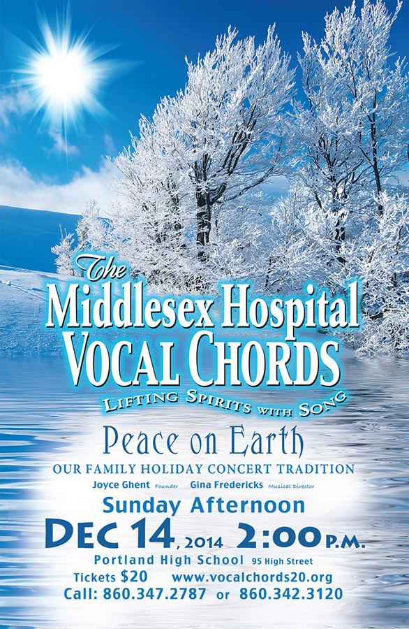 Recent Performances Middlesex Hospital Vocal Chords